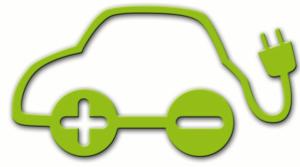 Grafik Elektroauto