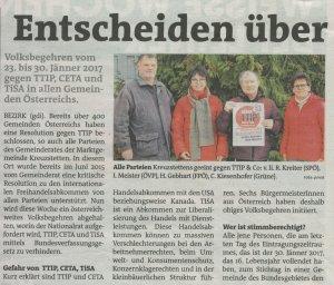 Bezirksblätter 26.1.2017